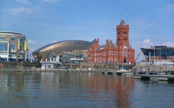 Cardiff Cardiff, Wales