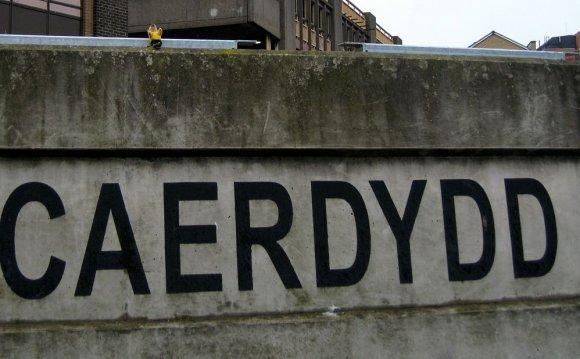 Caerdydd is welsh for Cardiff