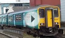 Arriva Trains Wales Trains At Cardiff Central