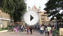 Mysore Palace - Most Famous Tourist Attraction In India