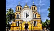 ukraine and famous tourist attractions